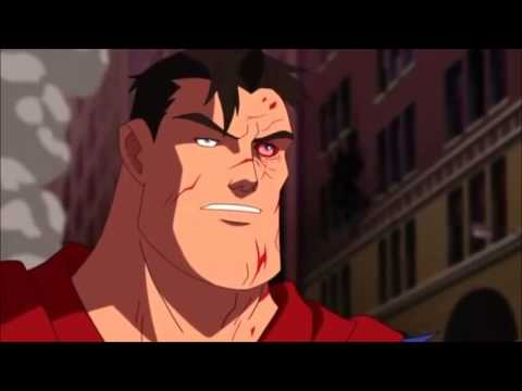 Superman on Dreams - Superman vs. The Elite