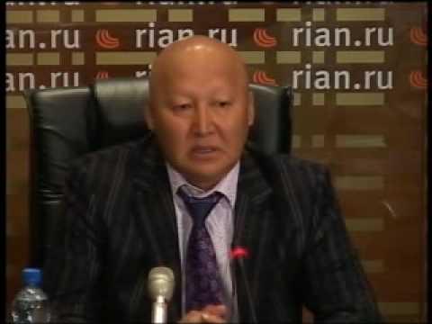 Nazaraliev press konferenciya RIA novosti sekrety lecheniya narkomanii