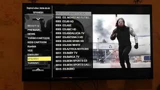 افضل سيرفر لمشاهدة كل قنوات BEIN SPORT & TURBO IPTV SERVER REVIEW