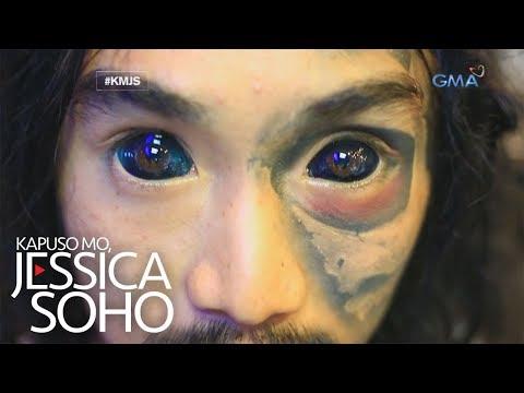 Kapuso Mo, Jessica Soho: Kaya mo bang magpa-tattoo sa iyong mga mata?