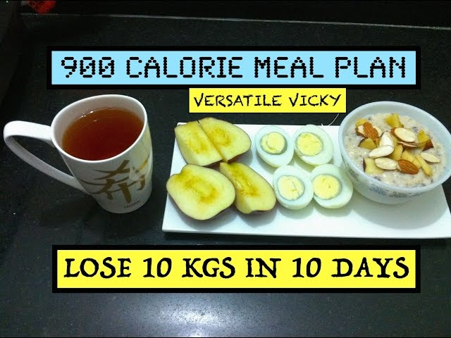 Diet - Meal Plan for Weight Loss