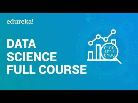Complete Data Science Course | What is Data Science? | Data Science for Beginners | Edureka Mp3