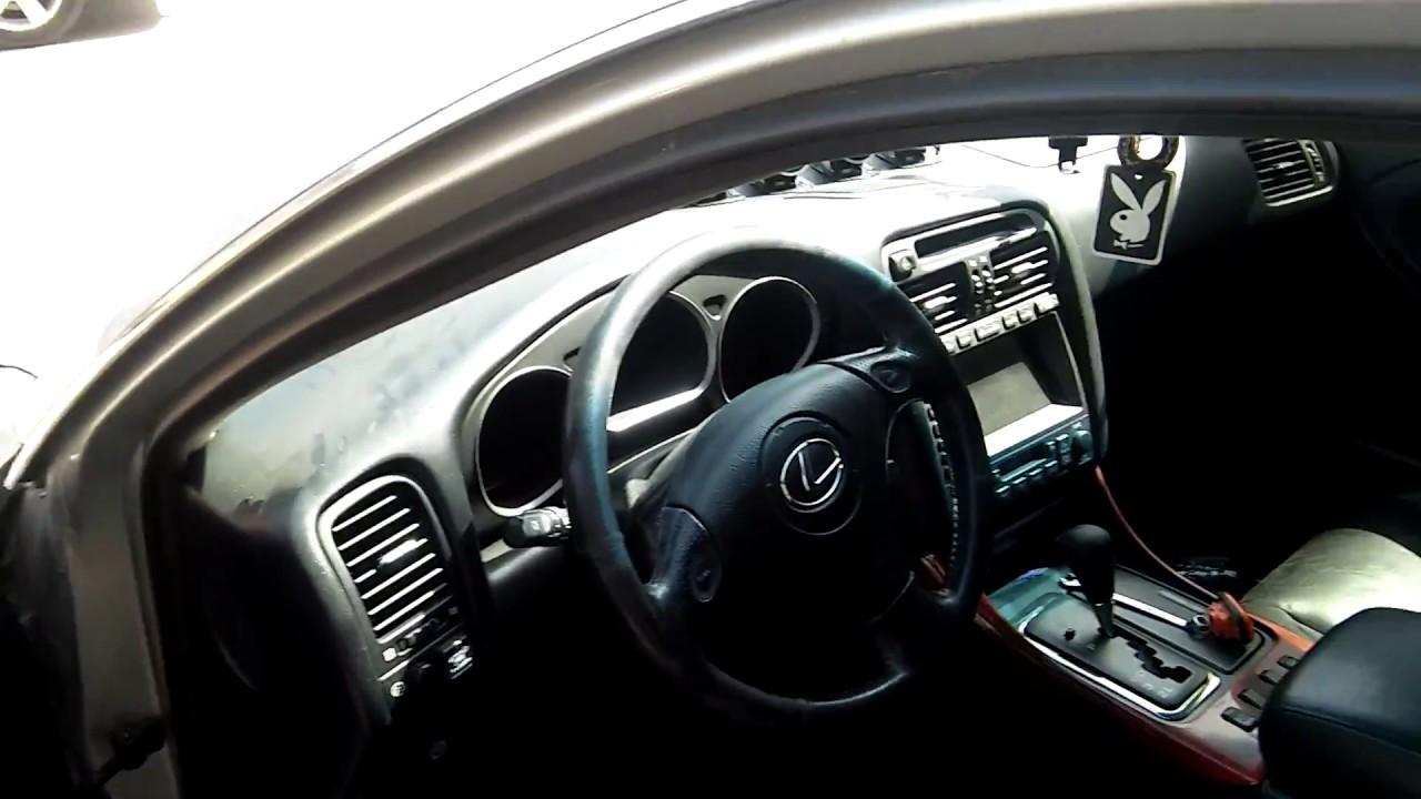 Lexus gs300 interior youtube lexus gs300 interior sciox Images