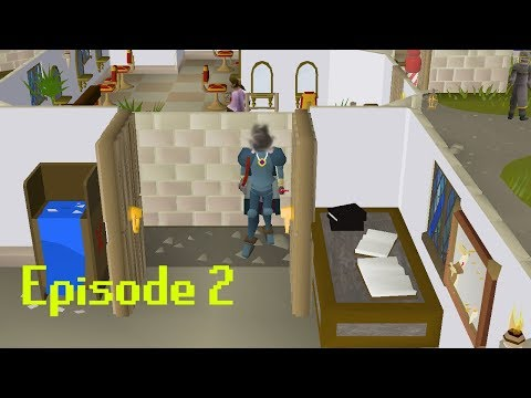 [OSRS] From Scratch (No GE) #2 – Gaining Momentum