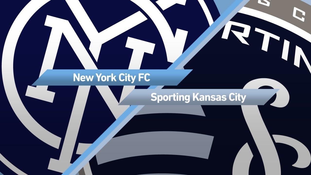Highlights  New York City FC vs. Sporting Kansas City  252f59308f62c