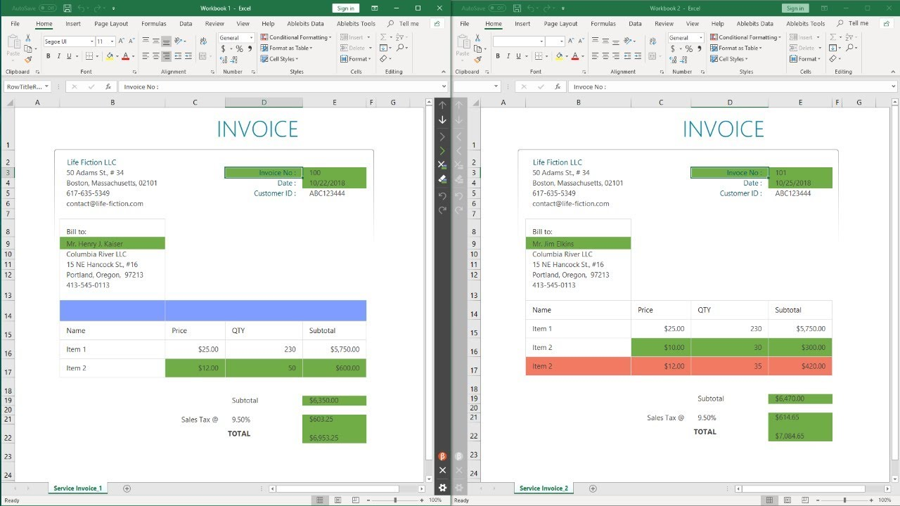 Excel Compare two worksheets by all columns   YouTube