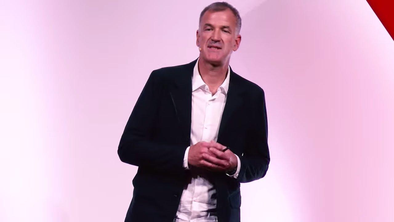 The Healing Journey | David McLain | TEDxDirigo