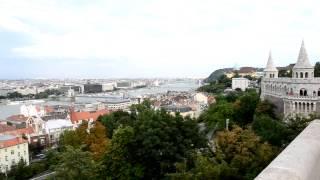 アキーラさん訪問⑦ハンガリー・ブダペスト・王宮の丘,Castle-hill,Budapest,Hungary