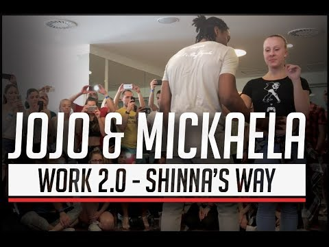Work 2.0 - Shinna's Way / Jojo & Mickaela Urban Kiz Dance @ Barcelona Temptation Festival 2017