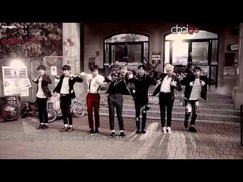 [BGF] BTS - War of Hormone (karaoke ita)