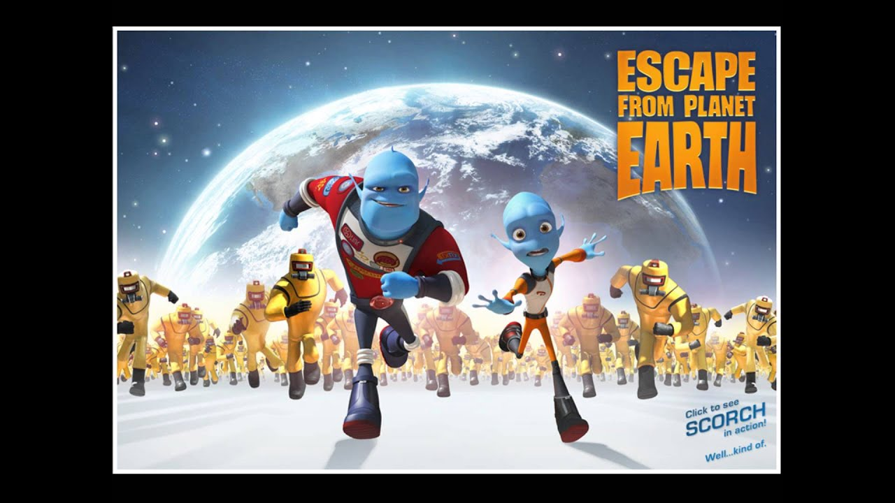 Cody Simpson - Shine Supernova (Escape From Planet Earth - 2013 Movie ).wmv