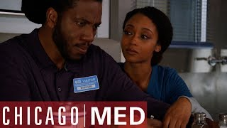 April Sexton - I Hope You Find Everything You Want | Chicago Med