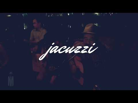 Ed Sheeran - Thinking out loud cover by JACUZZI (Live @ The Pier of Kalaha Ancol Beach)