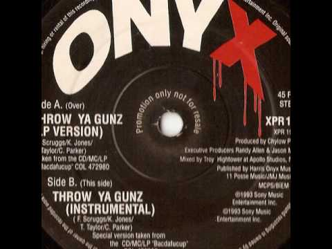 Onyx-Throw Ya Gunz (Instrumental Remake by TicToc)