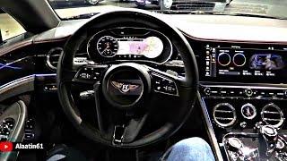 2019 Bentley Continental - INTERIOR