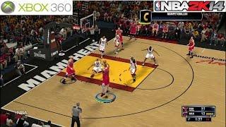 NBA 2k14 - My Carrer - Primeiro Jogo! #03 (Xbox 360)
