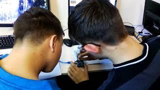 Обучение робототехнике: курсы для школьников 10+ в Могилеве