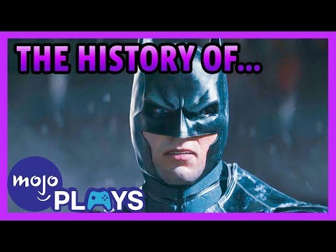 Origins of Batman: Arkham Series