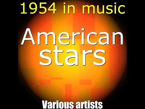 Various artists, american stars  1954 in music