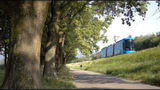 Die Vision des Schienennetzes für den Großraum Linz - Gekürzte Version