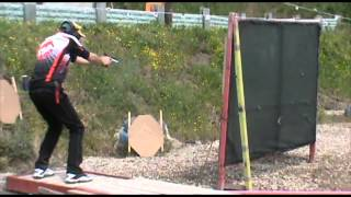 Top Shooter Academy IPSC Competition Napoli 2013
