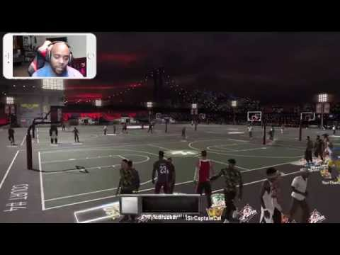 NBA 2K15 My Park LIVESTREAM - Losing Is My Middle Name!