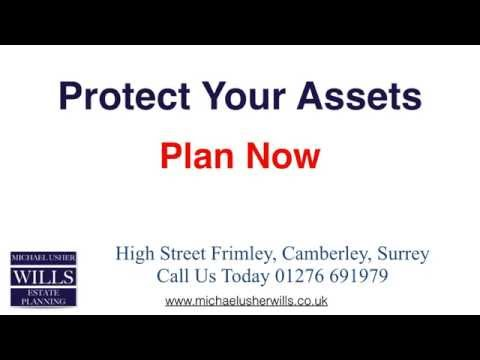 Protecting Your Children's Assets