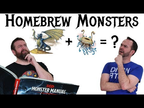 How to Create Your Own Monsters in 5e Dungeons & Dragons