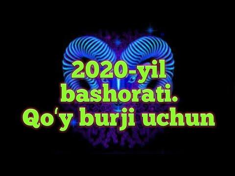 2020-yil Bashorati/Qoʻy Burji Vakillari Uchun./2020-йил башорати /Куй буржи вакиллари учун.