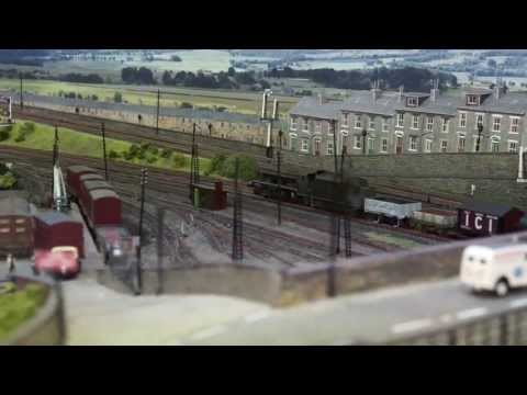 Batley - Model Train Layout