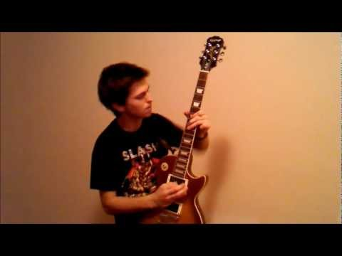 Slash – Apocalyptic Love (guitar cover)