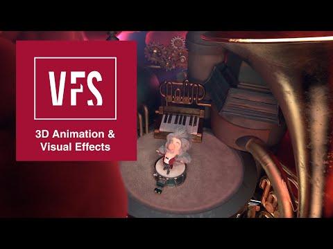 Sneemphony - Vancouver Film School (VFS)