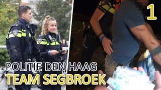 Politie Den Haag | Team Segbroek | Diverse ongevallen, drugs en valse kentekenplaten aangetroffen. 1