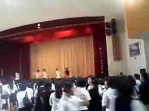 なおのダンス発表会2