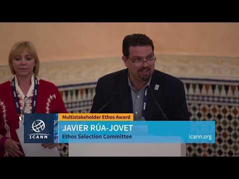Ethos Award Selection Committee members Javier Rúa-Jovet, Olga Cavalli, and Stephen Deerhake
