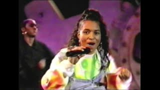 TLC - Hat 2 Da Back live 1993