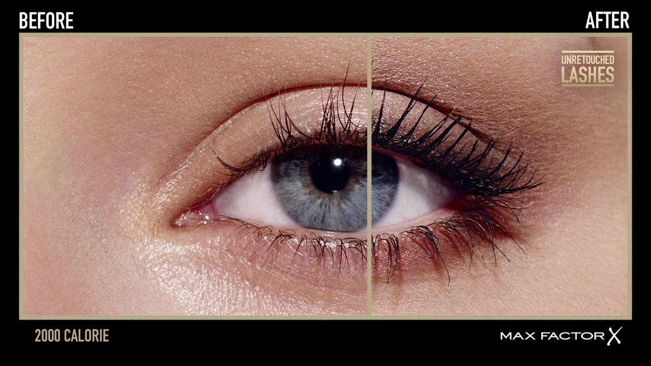 8390bd8e387 Mascara-ikon! Flotte og fyldige vipper med 2000 Calorie Mascara // Max  Factor Danmark