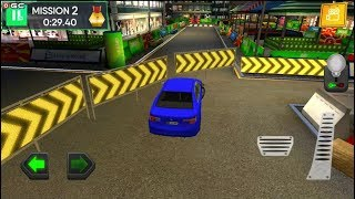 """Action Driver Drift City """"Family Sedan """" City Car Driving Games - Android Gameplay FHD #5"""