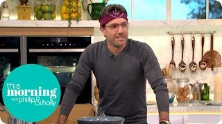 Gino's Super Quick Chicken Dinner | This Morning