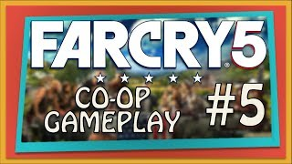 Far Cry 5 Co-op Gameplay | Part 5 | Optimus Prime (Xbox One)