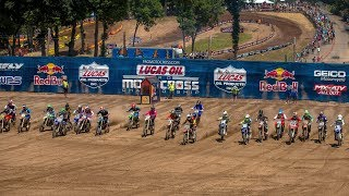The fourth 125 All Star race run in conjunction with Lucas Oil Pro ...