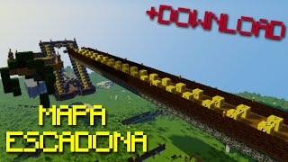 ‹ MAPA DE ESCADONA LUCKY BLOCK + DOWNLOAD ›