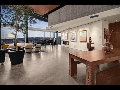 Living in the Dream : Beautiful Penthouse Loft in Seattle