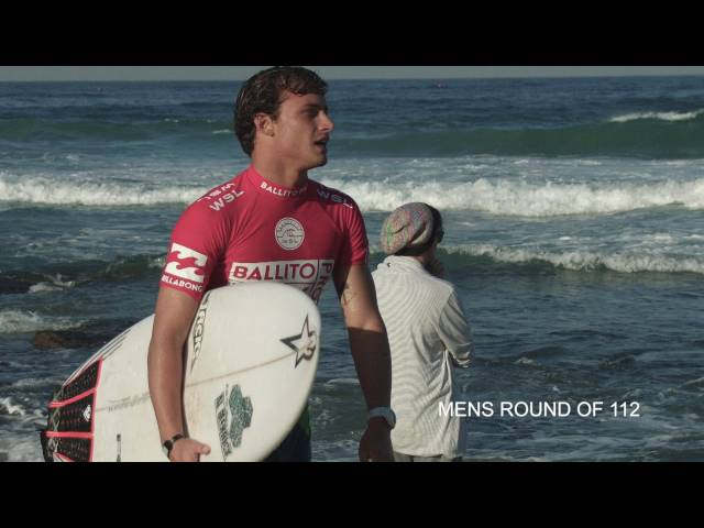 The Ballito Pro Presented by Billabong- Day 1 Mens round of 112 - Womans Round 2