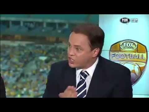 Bozza's Epic Half-time Rant at Socceroos v Oman | Fox Sports