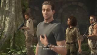 GAMEPLAY PS4!!! Uncharted 4 Game phiêu lưu trên PS4 part 8 ( Nguồn fb: Trực tiếp game)
