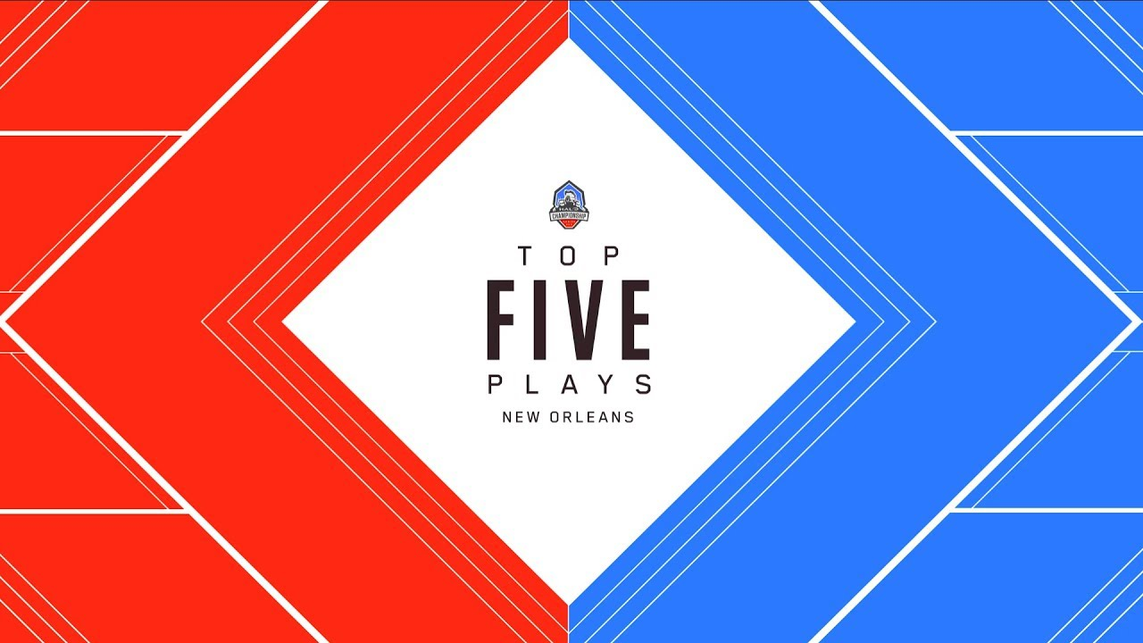 HCS New Orleans Top 5 Plays   Halo Esports