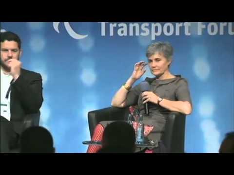 Transport Innovation Talks: Session Recording