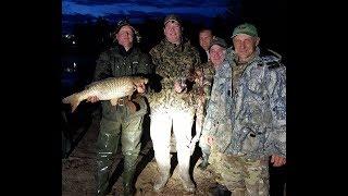 Рыбалка на Базе Медвежья Гора!