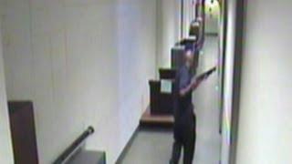 Chilling New Video of the Navy Yard Shooter